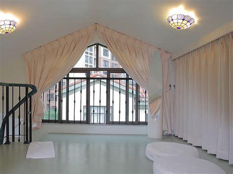 design curtain chidea2102 window idea for triangle window