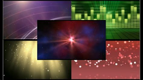 Backgrounds For by Loops Pack 4 Backgrounds Loops