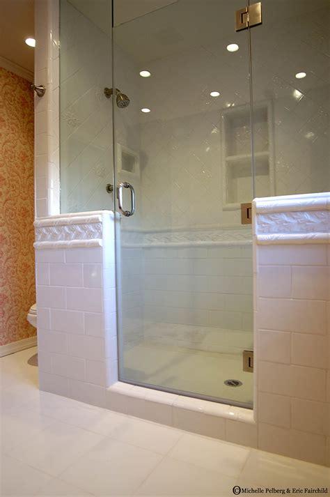 master shower  walk  shower    beautiful