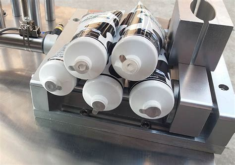 toothpaste tube top sealing foil machinesemi automatic tray sealer