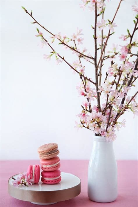 delicate cherry blossom decor ideas  spring digsdigs