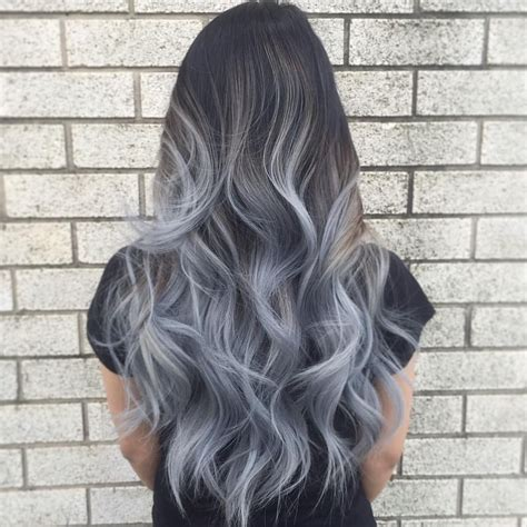 Pin By Martha Sunsugos On Dyed Hair In 2019 Hair Grey