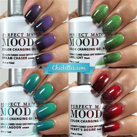 mood color nails 25 best ideas about mood changing nail on