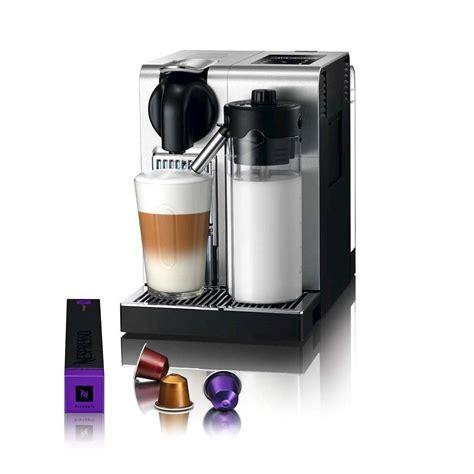 nespresso delonghi koffieapparaat lattissima pro en