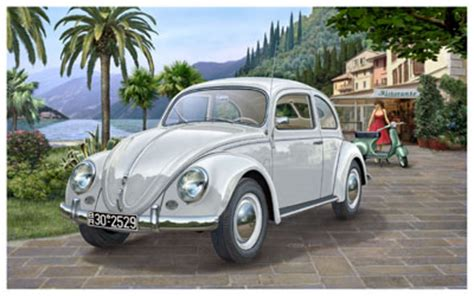 Vw Kaefer Automatisches Klappdach by Volkswagen Vw K 228 Fer 1951 1952 Revell 07461