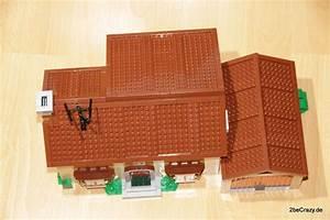 Haus Von Oben : simpsons haus lego 80 2becrazy ~ Watch28wear.com Haus und Dekorationen