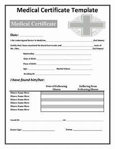 Medical certificate sample uk images certificate design and template for Fake medical certificate