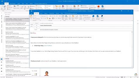 create email template  outlook youtube