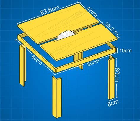 meja potong kayu meja