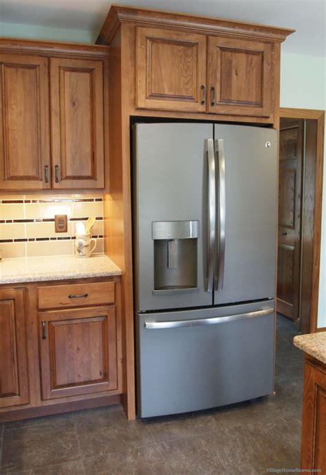 kitchen cabinet ends refrigerator end panel depth villagehomestores 2489