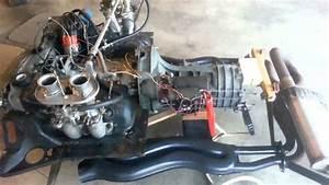Porsche 914 Engine First Start-up