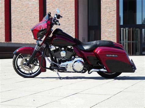 Harley-davidson Electra Glide 2015′ Bagger