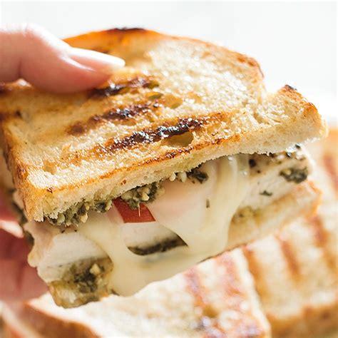 hot turkey breast sandwich recipe pesto chicken sandwich on sourdough