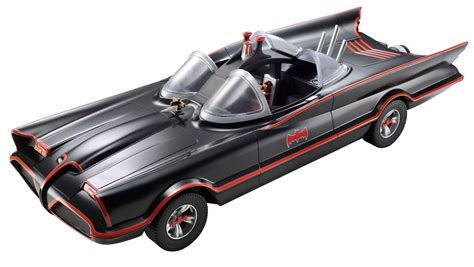Mattel Classic 1960s Batman TV series Toy Fair 2013 - The ...