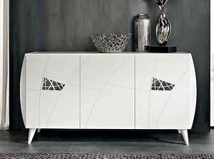 Metropolitan Sideboard Exclusive Furniture White Buffet