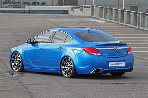 Opel Opc by Insignia Opc Hatchback 1st Generation Insignia Opc