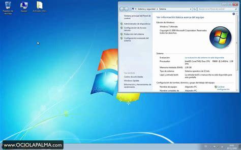 como activar el windows  ultimate cualquier version es