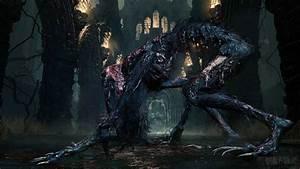 Bloodborne guide part 06: Blood-starved Beast boss battle ...