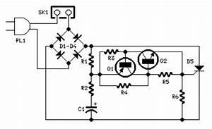 220v led flasher circuit diagram circuit diagram world for 220v led flasher