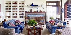 nautical home decor ideas for decorating nautical rooms With kitchen colors with white cabinets with nautical outdoor wall art