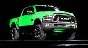 2017 Dodge RAM 2500 Power Wagon Diesel | DRISOPRINT