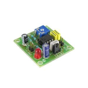 Stepper Motor Pulse Generator With Electronic