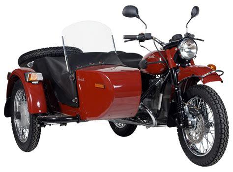 2013 Ural Tourist, The Comfortable Sidecar Touring Machine