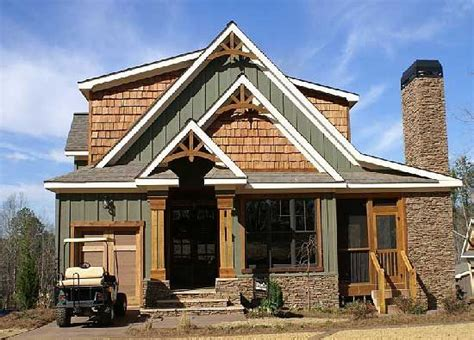 Plan 92302MX: Rustic Cottage in 2020 Rustic houses
