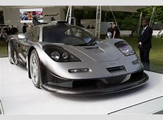 1997 McLaren F1 GT Chassis 58F1GT Ultimatecarpagecom