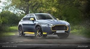 Aston Martin Suv : 8 sports cars as suv s strange beaver ~ Medecine-chirurgie-esthetiques.com Avis de Voitures