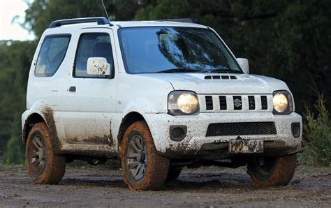 Review Suzuki Jimny by Suzuki Jimny Review 2015 They Still Build Em Like They