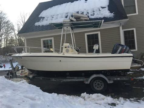 Boats For Sale In Norwalk Ct by 1993 Pursuit 1950 19 Foot 1993 Motor Boat In Norwalk Ct