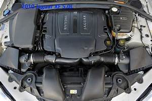 Jaguar Xf Questions - Engine Cover