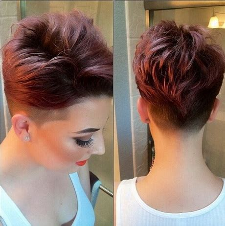 extremely short hairstyles