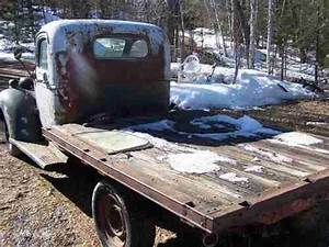 Sell New 1940 40 Chevrolet Chevy 3  4 Ton Factory Stakebed
