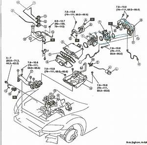 2001 Mazda B3000 Fuel Pump Relay