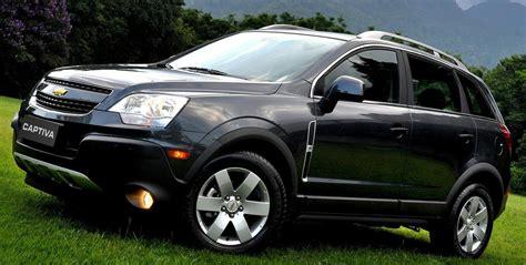 Chevrolet Captiva Sport 2013 Una Suv Con Muchas