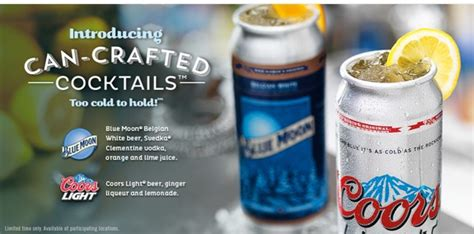 Another Spin On 'craft' Millercoors, Red Robin Partner On Cancrafted™ Cocktails Beerpulse