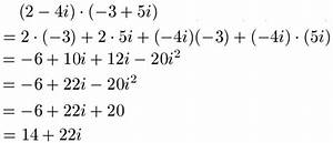 Komplexe Rechnung : komplexe zahlen multiplikation multiplizieren ~ Themetempest.com Abrechnung