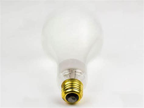 topaz 300w 130v ps30 frosted bulb e26 base 300ps30 fr