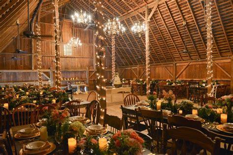 stunning barn wedding venues  indianapolis rustic