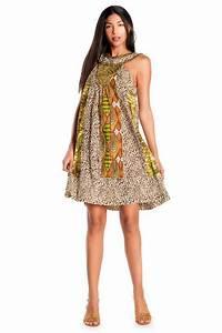 robe africaine courte pagne modeafricaine car interior With robe évasée courte
