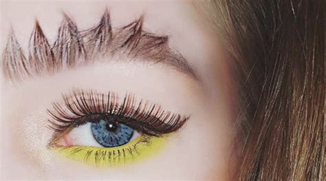 feather eyebrows dragon brows  instagrams