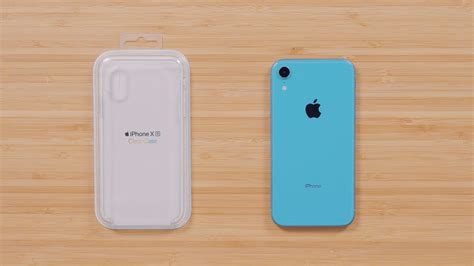 Apple iPhone ClearCase XR