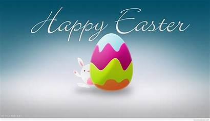 Easter Happy Quotes Wallpapers Egg Bunny