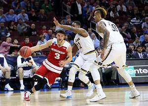 Men's Basketball - Wisconsin Athletics - End of the Road ...