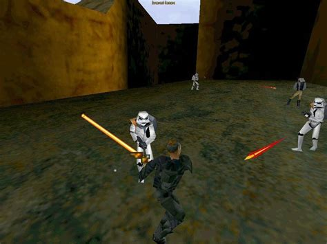 Star Wars Jedi Knight Mysteries Of The Sith User