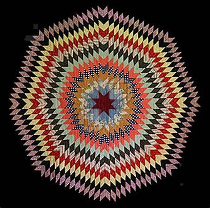 Blocks Diamond Square Shaped Quilt Patterns Relation