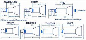 Gm Buick Transmission Dimensions  U0026 Gear Ratios