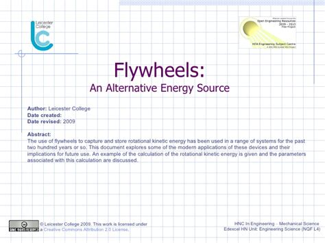 5 alternative methods to storing flywheels an alternative energy storage method